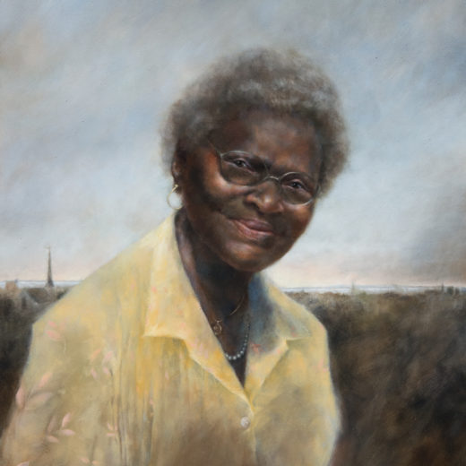 Portrait of Susie Jackson